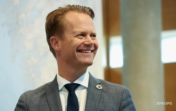 Глава МИД Дании поедет на Донбасс