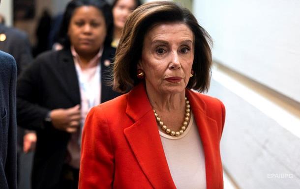 В Конгрессе США отклонили резолюцию, осуждающую поведение Пелоси