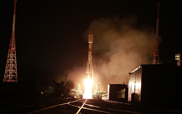 Ракета Союз вывела на орбиту британские спутники