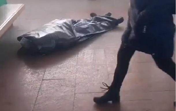 В Киеве мужчина скончался на станции метро
