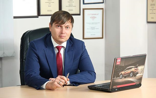 Ниссан Мотор Украина объявляет об изменениях в составе высшего руководства компании