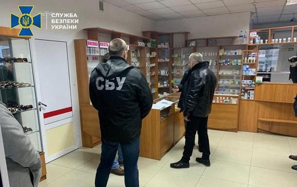 На Полтавщине сеть аптек продавала поддельные лекарства