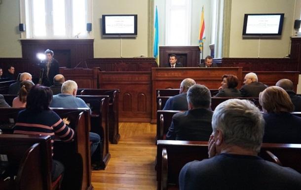 Зеленського просять ввести в Мукачеве Нацгвардію