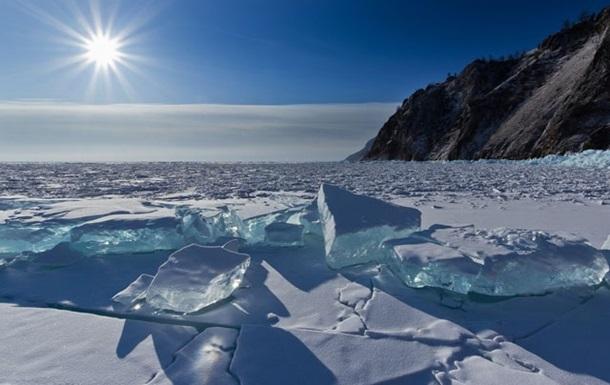 Раскрыта тайна ледяных кругов на Байкале