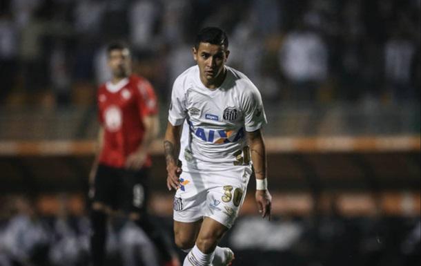 Футболист Динамо перебрался в Олимпию Асунсьон