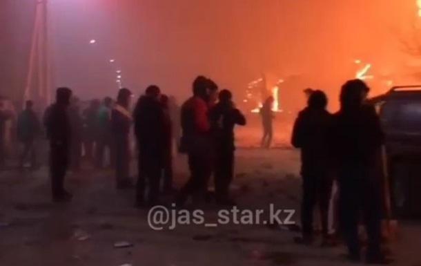 В Казахстане прошли массовые драки, есть погибшие и раненые