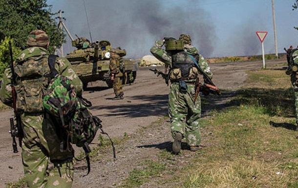 На полигоне «Южный» погибли 2 боевика НВФ