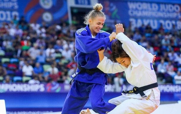 Белодед завоевала золото на турнире серии Grand Slam