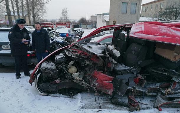 Заробитчане из  ЛНР  погибли в аварии по дороге в Москву