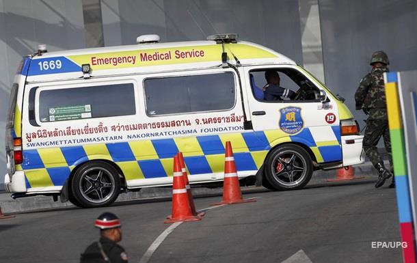 Влада Таїланду підтвердила загибель 20 осіб