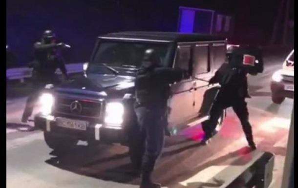 СМИ: Задержаны подозреваемые в стрельбе в Мукачево