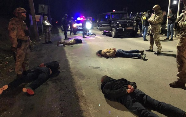 Стрельба в Мукачево: задержаны семь человек