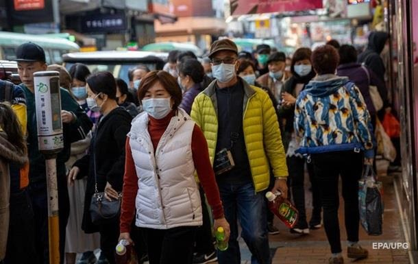 ВООЗ відправила експертів до Китай через вірус