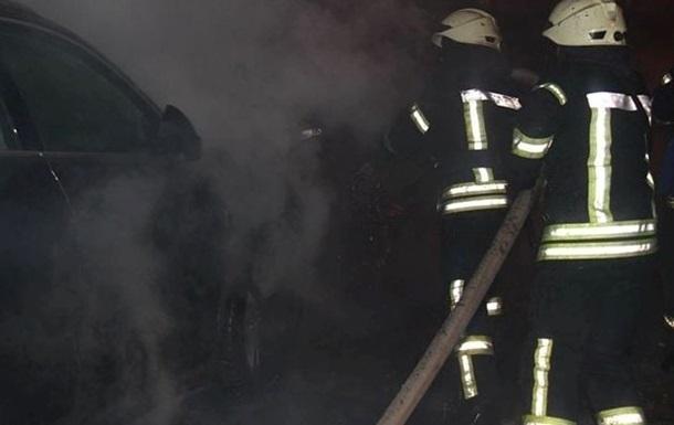 На штрафплощадке в Одессе сгорели более 20 авто