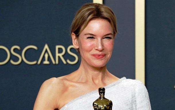 Оскар-2020: Рене Зеллвегер стала лучшей актрисой