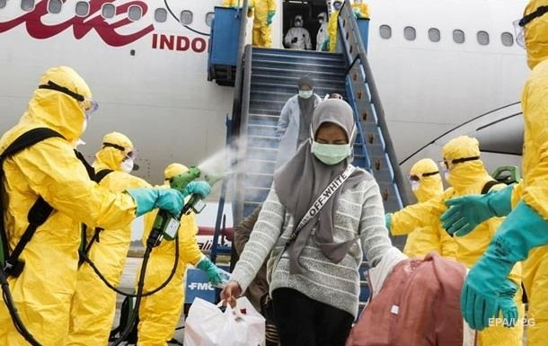 Объявлена эвакуация украинцев из Хубэя