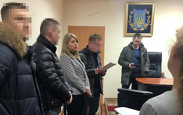 В Николаевской ОГА прошли обыски