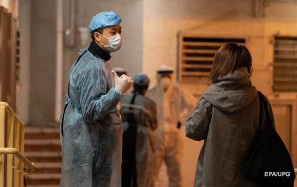 В Китае число жертв коронавируса превысило 1000
