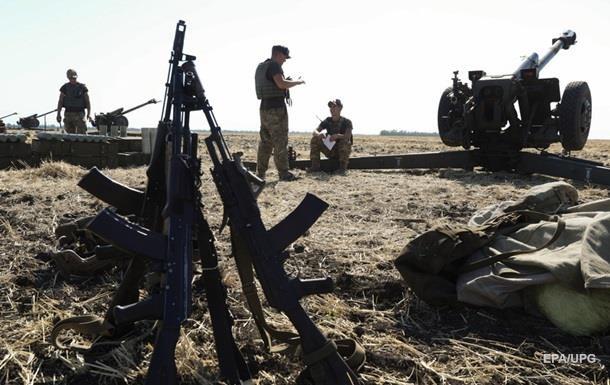Доба в ООС: п ять обстрілів, у ЗСУ без втрат