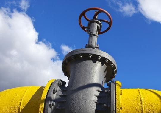 У Минфина пытались похитить газ на 250 млн гривен