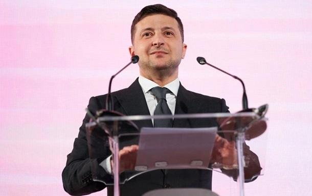 Офис президента показал рабочий день Зеленского