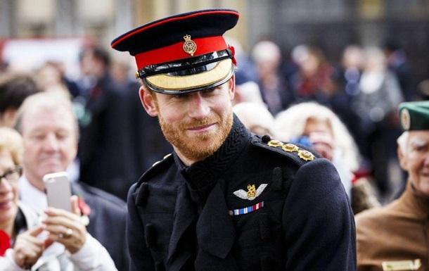 Місце принца Гаррі на чолі морської піхоти займе його 69-річна тітка