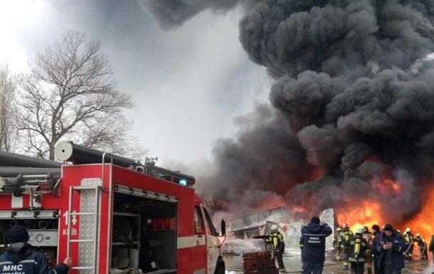 Пару слов о столичной противопожарной безопасности