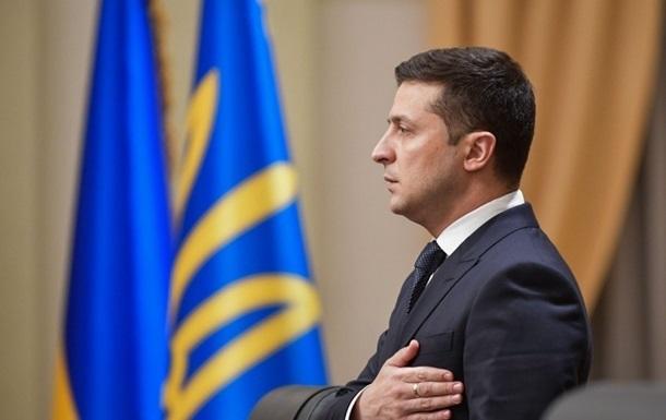 Зеленский назвал  плюсы  президентства