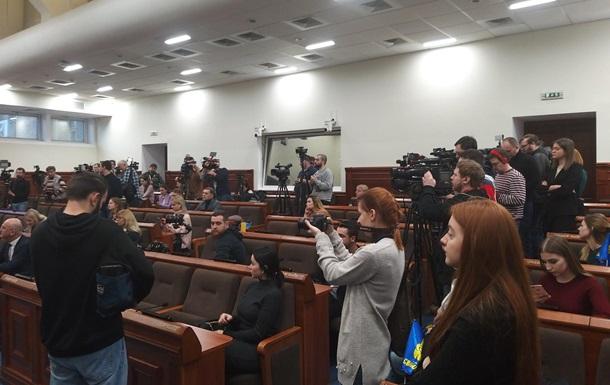 Депутати Ради протестували нову сенсорну кнопку