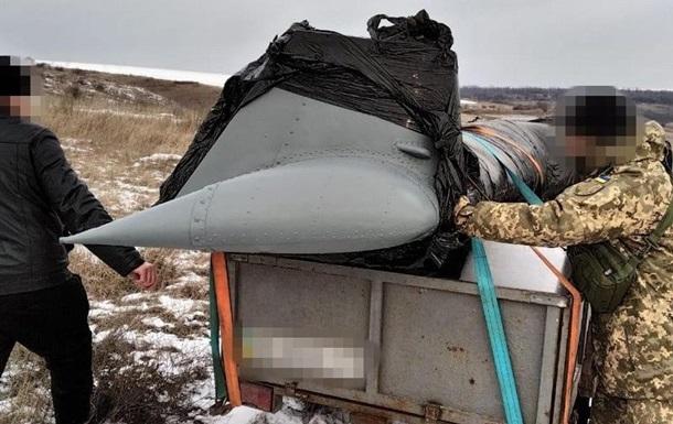 В Россию пытались вывезти часть вертолета – СБУ