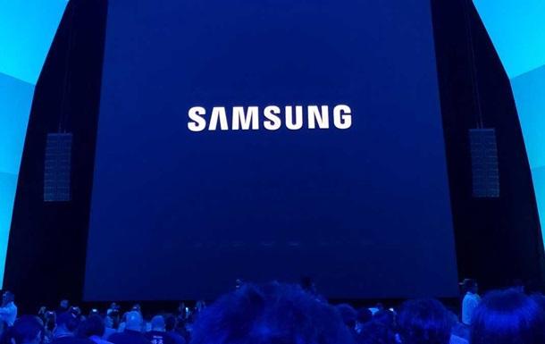 Онлайн презентация Samsung 11 февраля