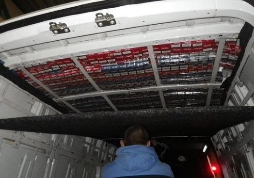 В СБУ запропонували ініціативи з протидії боротьби з контрабандою тютюну