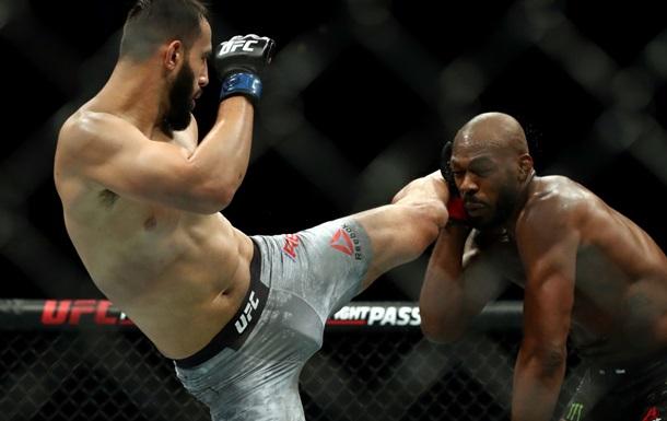 Стали известны гонорары участников турнира UFC 247