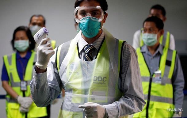 Кількість жертв коронавірусу досягла 1068 чоловік
