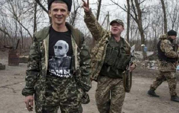 Путин нашел способ  утилизации  боевиков на Донбассе