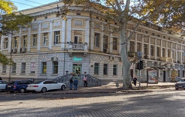 В Одессе чиновников подозревают в хищениях при ремонте центра города
