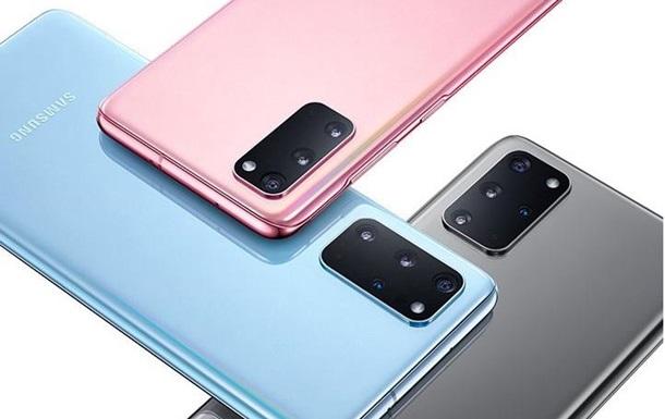 Samsung представив лінійку флагманських Galaxy S20