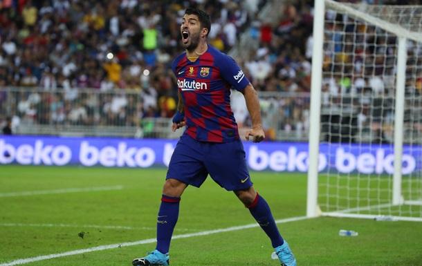 Суарес может успеть восстановиться к полуфиналу Лиги чемпионов