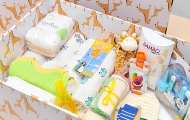 Пакеты малыша в Украине уже получили более 370 тыс детей