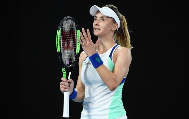 Цуренко успішно стартувала на турнірі в Каїрі