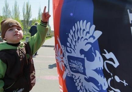 В ОРДЛО массово  промывают мозги  молодому поколению Донбасса.