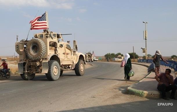 Коалиция под руководством США ответила на обстрел в Сирии