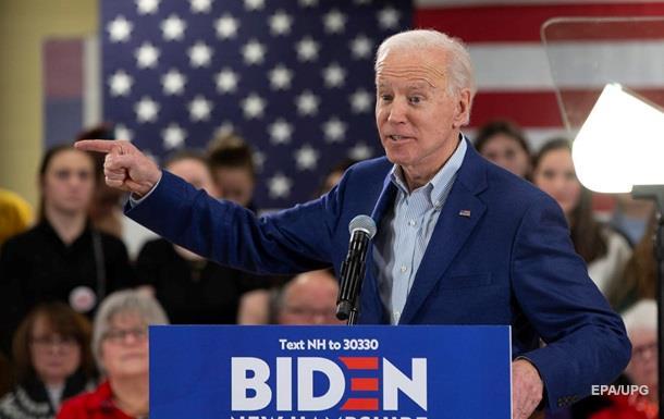 Джо вже не той. Байден провалює вибори в США