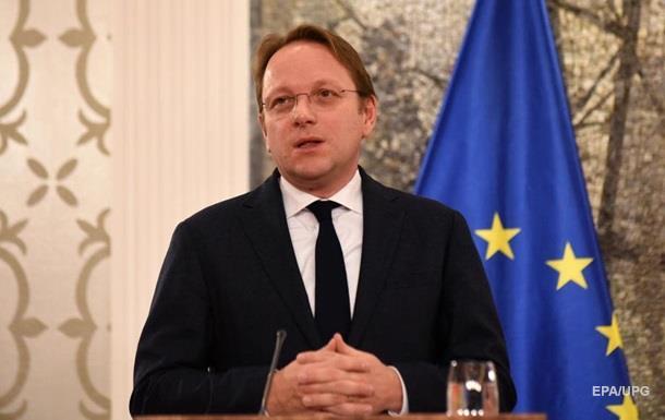 Изменений по санкциям не будет – еврокомиссар