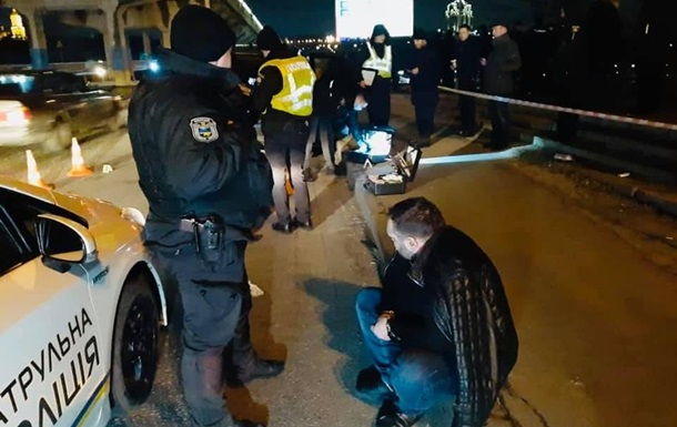 В Киеве спецназ со стрельбой задержал вооруженного иностранца