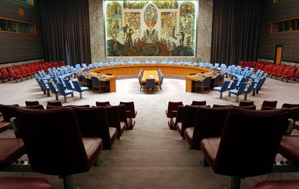 РФ запросила зустріч з Україною в Радбезі ООН