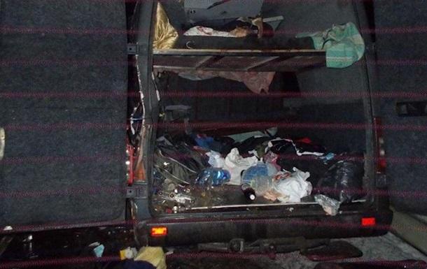 Мікроавтобус з України потрапив у ДТП під Псковом, вісім жертв