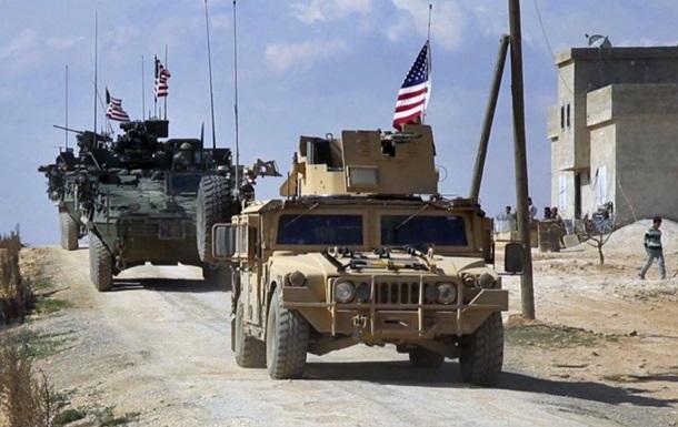 Появилось видео конфликта с участием солдат США в Сирии