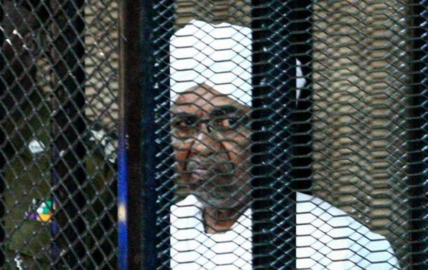 Судан видасть екс-президента аль-Башира МКС у Гаазі
