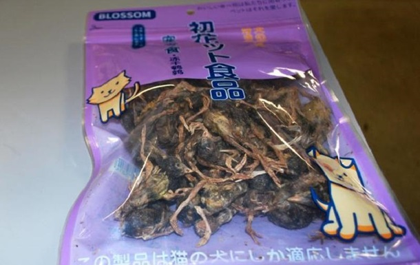 Китаец пытался провезти вбагаже мертвых птиц: фото
